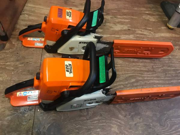 Photo STIHL CHAINSAWS 029 quotSUPERquot  MS291 MS311 MS361 MS362 MS390 044 046 MS - $375 (Stone Mountain)