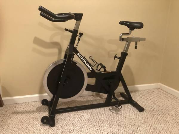 Photo Schwinn Spin Bike - $200 (Johns Creek)