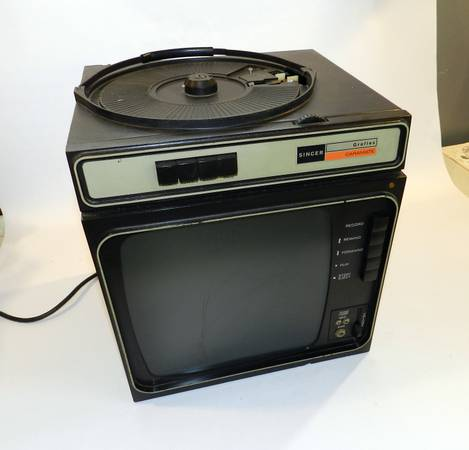 Photo Singer Graflex Caramate Model 8805 Slide Viewer - $30 (Duluth)