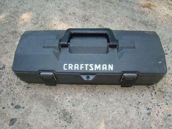 Photo Small Craftsman Tool Box - $20 (CummingAlpharetta)