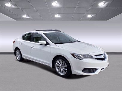 Photo Used 2017 Acura ILX w Premium Package for sale