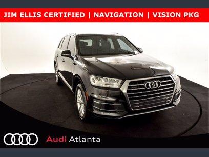 Photo Used 2017 Audi Q7 3.0T Premium Plus for sale