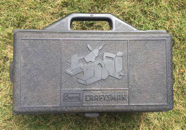 Photo Vintage Tool Boxes - by Craftsman, Black and Decker - $25 (NE Atlanta - inside I-285)