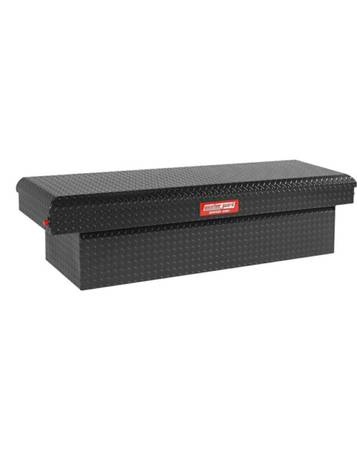Photo Weather Guard Defender Series 71.38 in. Matte Black Aluminum Full Size Crossbed - $380 (Buford)