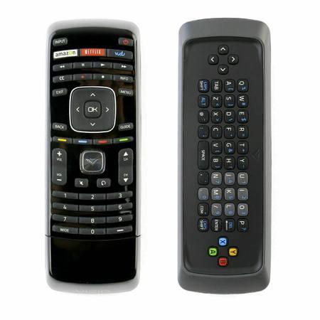 Photo XRT302 Remote for Vizio Smart TV E701i-A3 E601i-A3 E470-A1 W Qwerty Ke - $8 (Alpharetta)