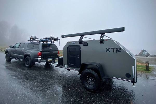 Photo XTR Off-Road Teardrop Cer Trailer - Starting  $9899 (Delivery Available)