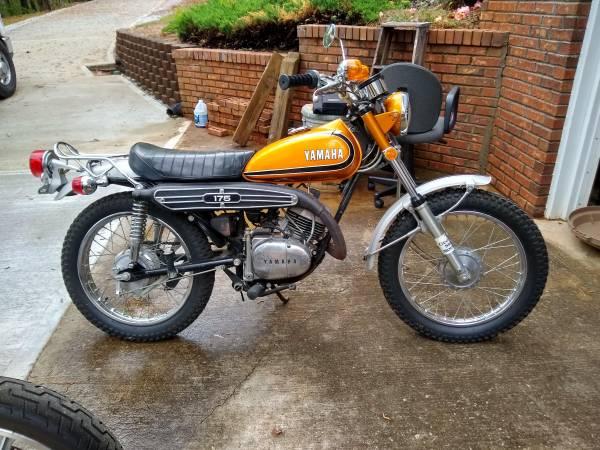 Photo Yamaha 1973 CT-175 - $2,900 (Loganville)
