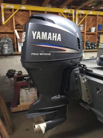 Photo Yamaha F115 Fourstroke outboard motor - $5500 (Bolingbroke, Ga  N. Macon, Ga)