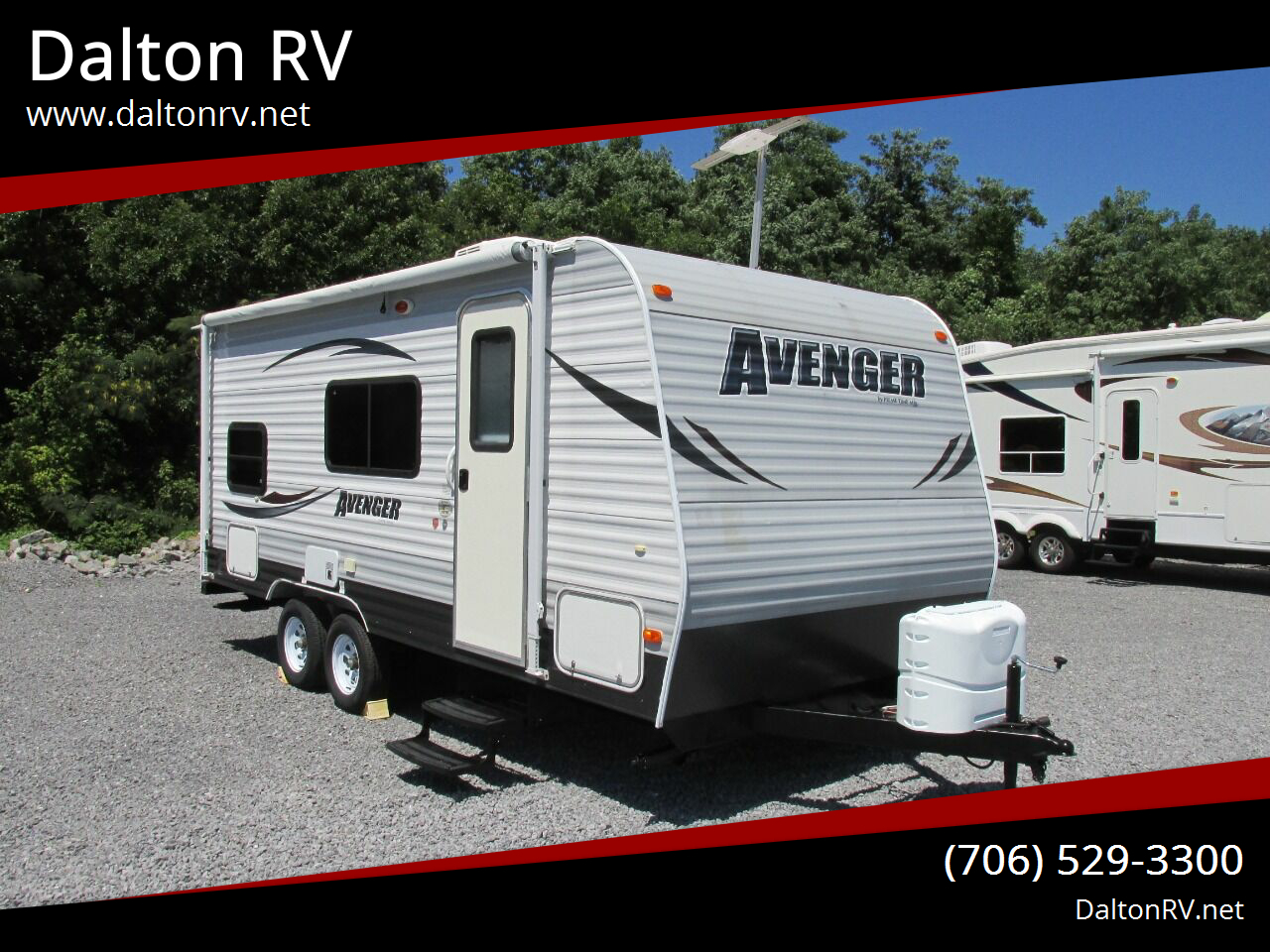 Photo 2013 R-Vision Inc Trail Sport 27QBSS $ 16999  Make an Offer