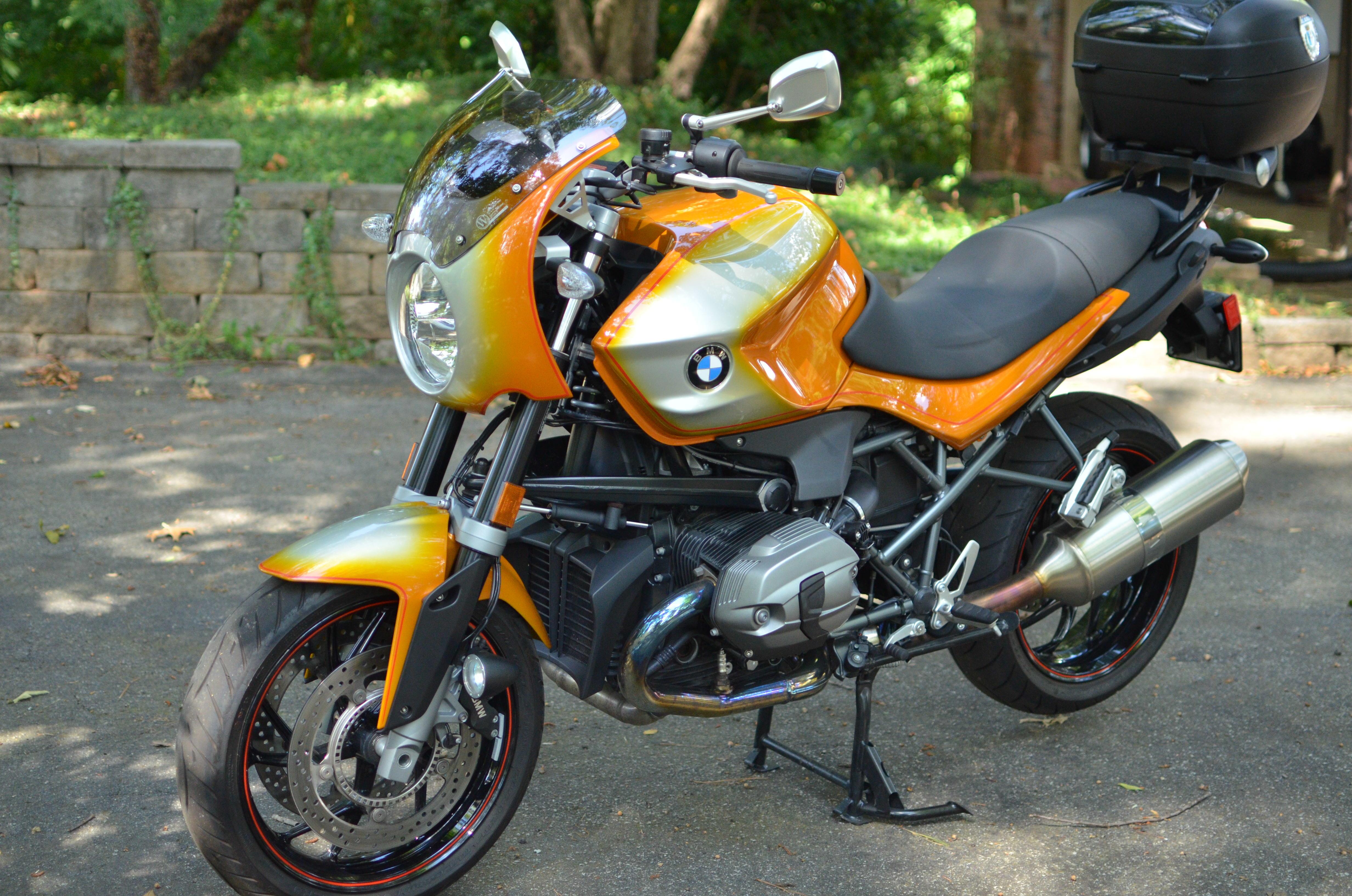 Photo 2014 BMW R 1200 R $188.68188.68
