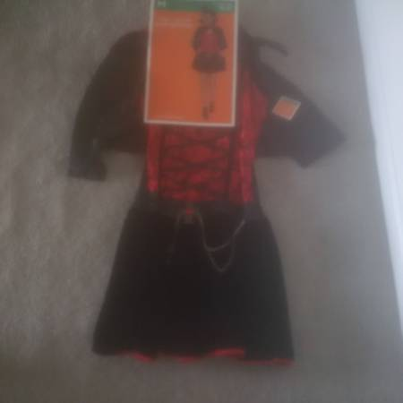 Photo new with tags Adult Female Costume Viress (Size M 8-10) (org. 35) - $15 (marietta)