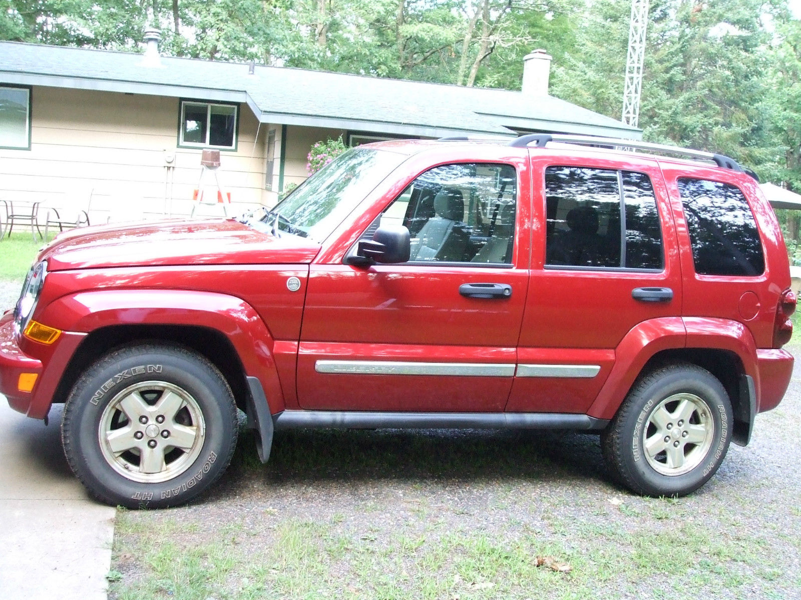 Jeep Liberty Crd Limited For Sale
