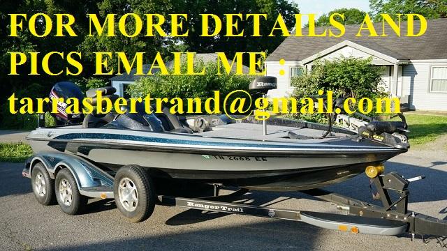 Photo 2006 Ranger Z20 Comanche Bass Boat