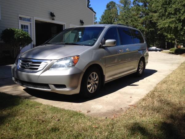 Photo 08 Honda Odyssey - $6,900 (Evans)