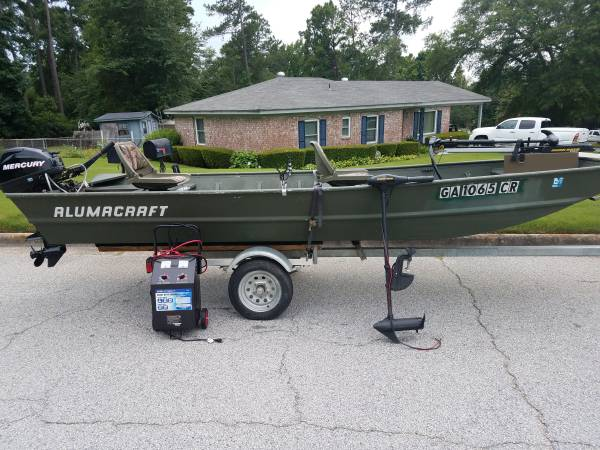 15 ft Jon boat - $4000 (AUGUSTA) | Boats For Sale | Augusta, GA
