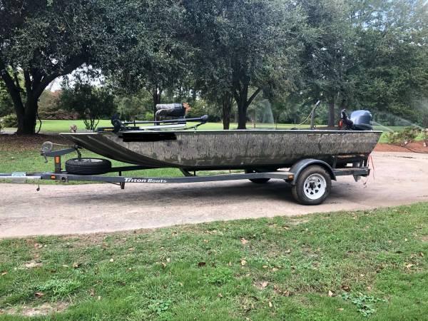 Photo 16 Foot All Aluminum Boat - $9,500 (Augusta)