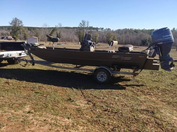 Photo 1860 G3 Boat - $18000 (Augusta, Georgia)