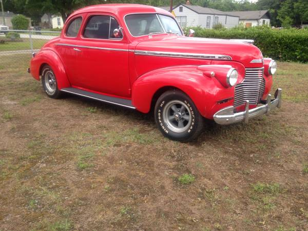 Photo 1940 Chevy Special Deluxe - $44000 (Augusta)