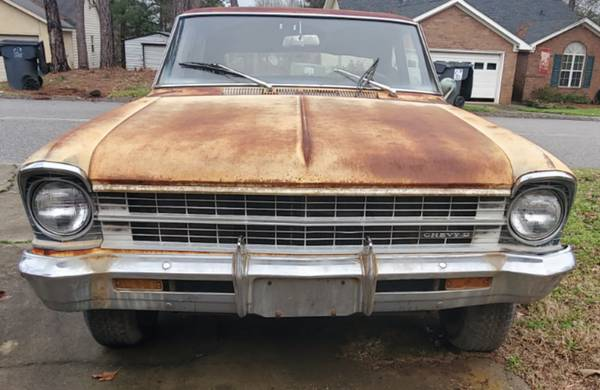 Photo 1967 Chevy II Nova - $2100 (Grovetown)