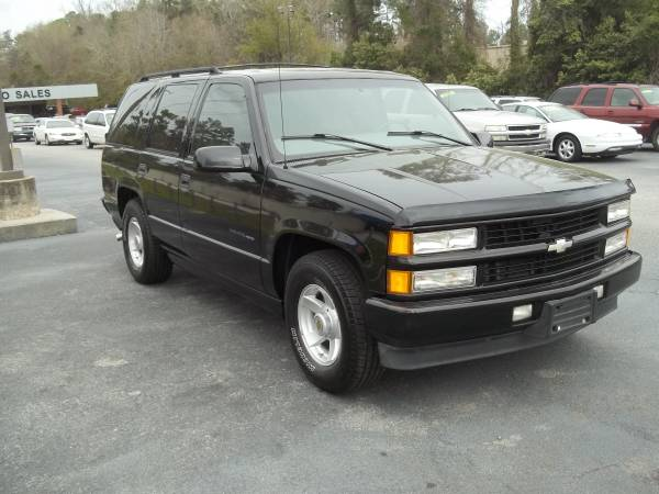 Photo 2000 CHEVROLET TAHOE LIMITED (AUGUSTA GA)