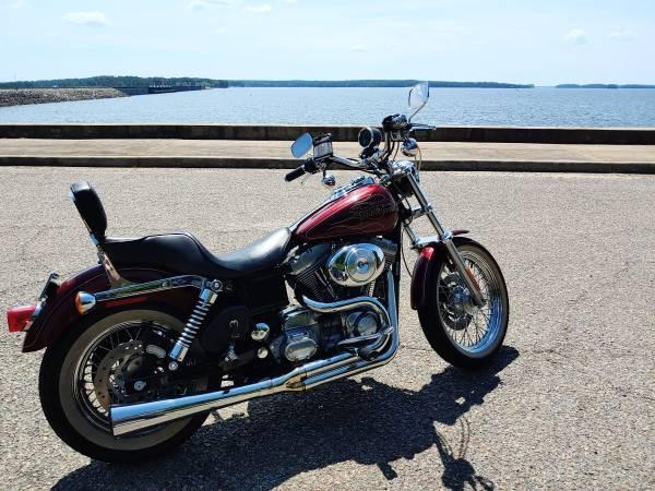 Photo 2000 Harley Superglide Low Miles - $4,500 (Martinez)