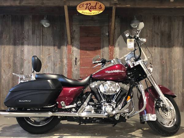 Photo 2005 HARLEY DAVIDSON ROAD KING CUSTOM FLHRSI - $7,995 (Simpsonville)