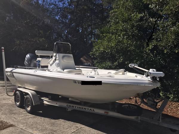 Photo 2005 NauticStar bay boat - $10,400 (Augusta)