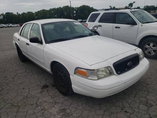 Photo 2006 FORD CROWN VICTORIA POLICE INTERCEPTOR - $2,500 (AUGUSTA)