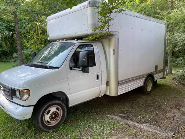 Photo 2006 Ford F450 Box Truck - $6,000 (Harlem)