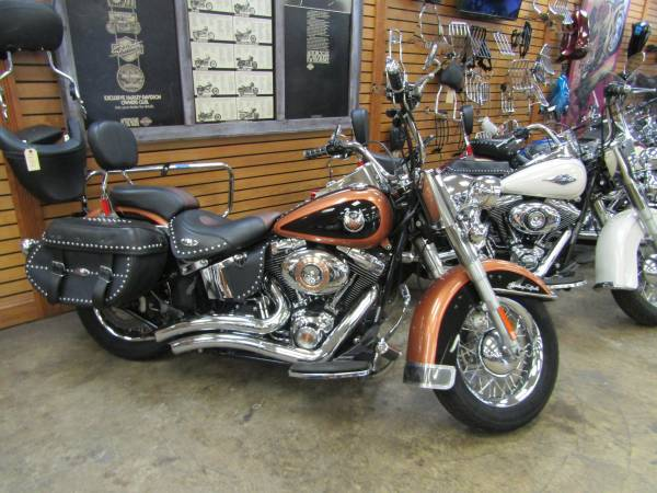 Photo 2008 HARLEY-DAVIDSON HERITAGE SOFTAIL CLASSIC - 105th ANNIVERSARY - $9,995 (COLUMBIA, SC)