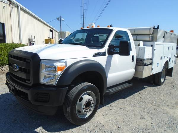 Photo 2012 FORD F450 SERVICE TRUCK - $22,995 (Columbia)