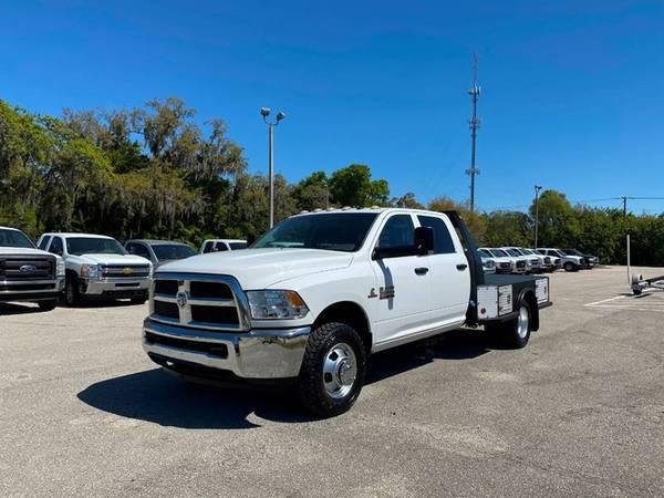 Photo 2014 RAM RAM CHASSIS 3500 TRADESMAN - $26490 (Sarasota, FL 941-408-4199)