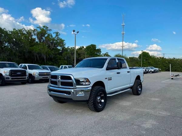 Photo 2014 RAM RAM PICKUP 2500 TRADESMAN - $19990 (Sarasota, FL 941-408-4199)
