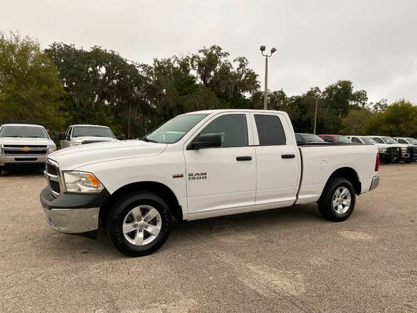 Photo 2015 RAM PICKUP 1500 TRADESMAN - $16490 (Sarasota, FL 941-408-4199)