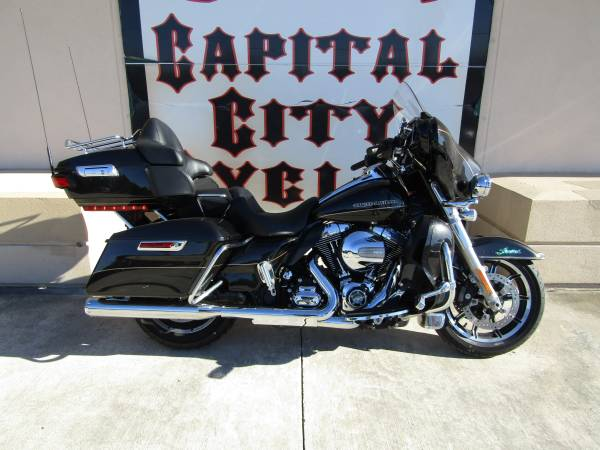 Photo 2016 HARLEY-DAVIDSON ULTRA LIMITED - $17,995 (COLUMBIA, SC)