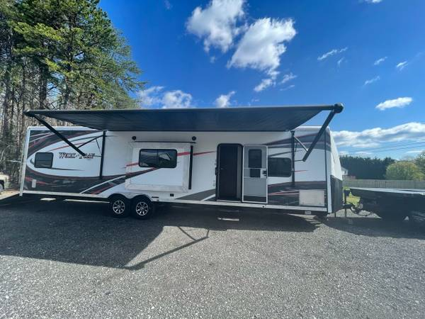 Photo 2017 Forest River RV Work and Play 30WRS, The Work and Play 30WRS toy - $32,995 (2015 Forest River RV Work and Play 30WRS, The Work and Play)