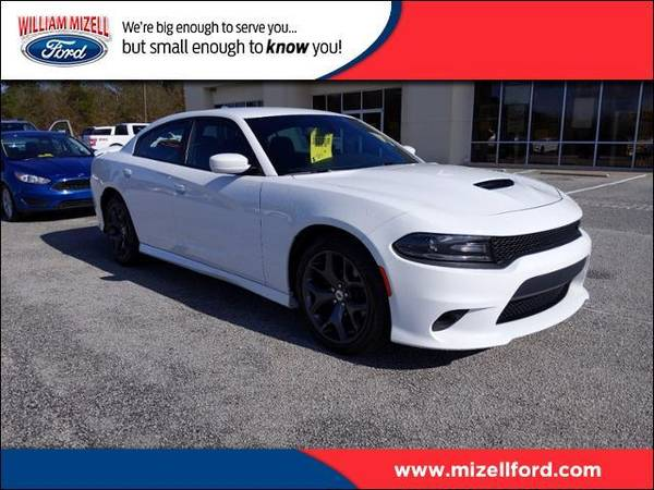 Photo 2019 Dodge Charger sedan GT RWD - White Knuckle Clearcoat (Dodge_ Charger_ sedan_)