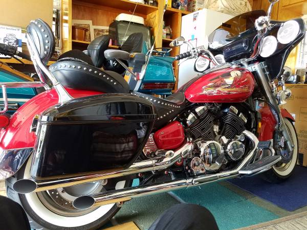 Photo 2 motorcycles for sale - $3,500 (Augusta)