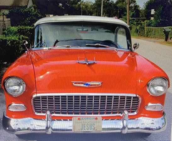 Photo 55 Chevy Bel Air - $54,900 (Augusta)