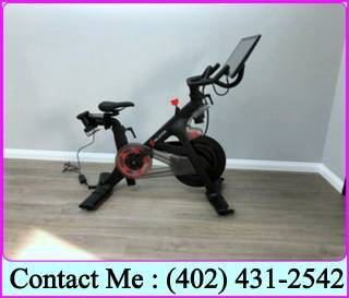 Photo Barely Used - Latest Peloton bike family package - - $1,000 (augusta)
