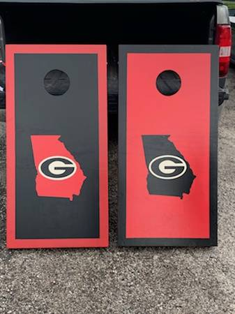 Photo Custom Built Cornhole Boards - $200 (North Augusta)