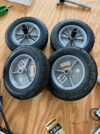 Photo Generator big wheel kit - $50 (Evans)