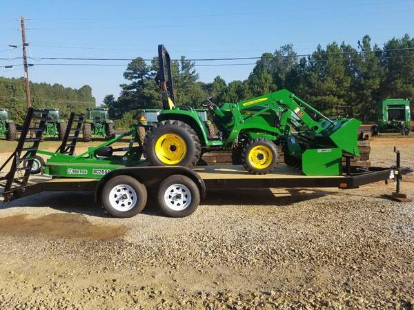 Photo JOHN DEERE TRACTOR PACKAGE - $22,799 (CALL NICK 770-262-7083)