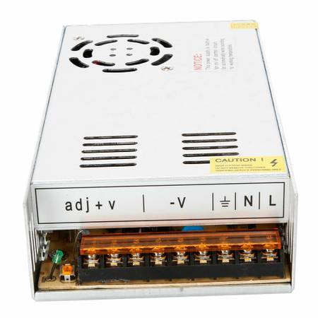 Photo NEW AC 110V220V to 12V DC 33A 400W Switching Power Supply - $40 (Martinez)