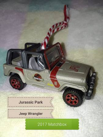Photo Ornaments Hot Wheels and Matchbox - $5 (Anderson, SC)