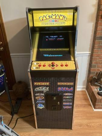 Photo Pac Man Arcade Party - $1,500 (Aiken)