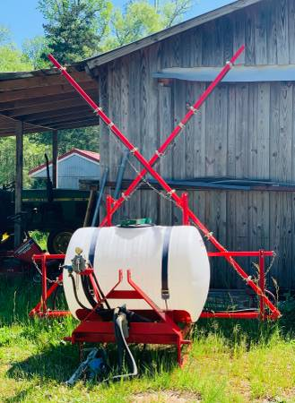 Photo TSC 115 Gallon Sprayer - $1250 (Appling)
