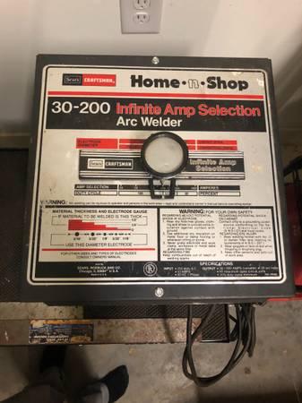 Photo Welding machine - $200 (Lincolnton)