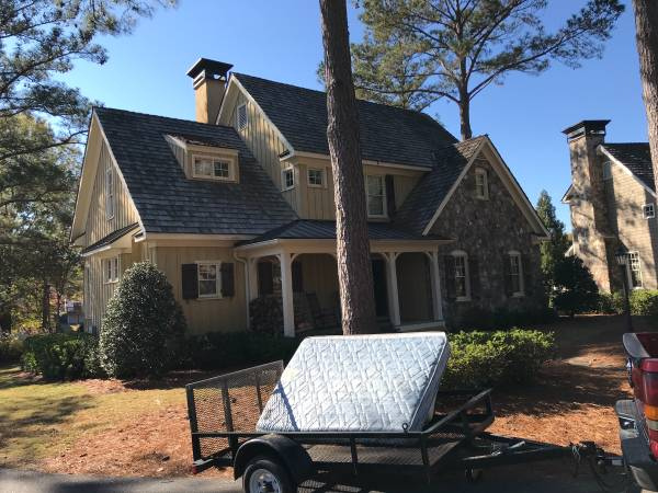 Photo Will haul away and move furniture and metal at a great price (Milledgeville)