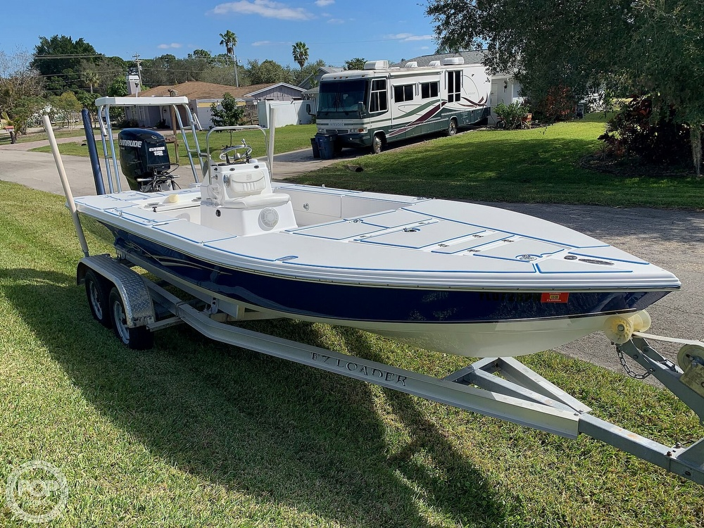 Photo 2012 Carolina Skiff Sea Chaser 21 EKH